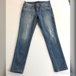 Lucky Brand Charlie Skinny Med Wash Stretch Jeans